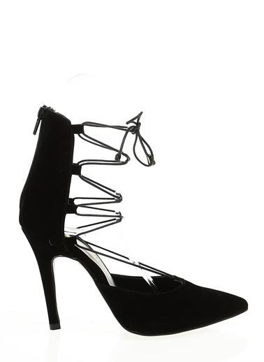 İnce Yüksek Topuklu Ayakkabı-Bambi